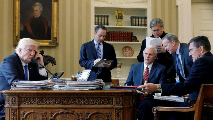 Trump, Obama, Bush und Co.: Die Lieblingsspeisen der US-Präsidenten