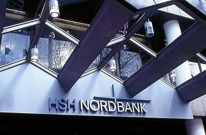 Vorstand mit langer Laufzeit: HSH-Nordbank-Zentrale in Hamburg