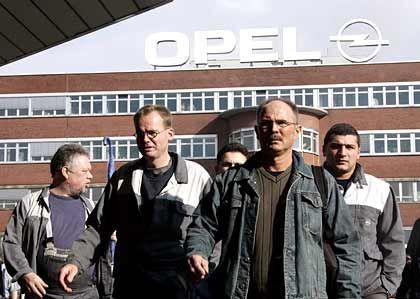 """Opel-Werk in Bochum: """"Beschäftigung über 2010 hinaus"""" ist das Ziel"""