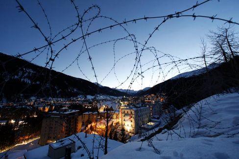 Es wirkt so verträumt: Doch in Davos wird harte Spitzenpolitik gemacht