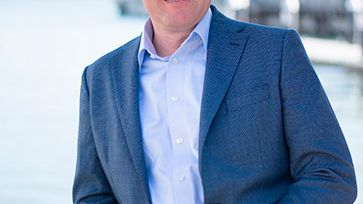 Ambitionierte Ziele: Here-Chef Overbeek orientiert sich an den Großen der IT-Branche