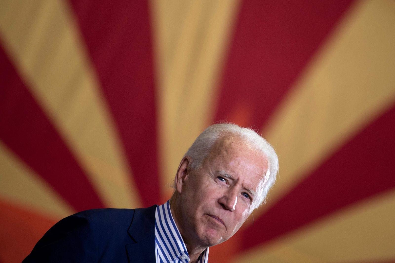 Arizona flips to Biden in first Democratic win in decades