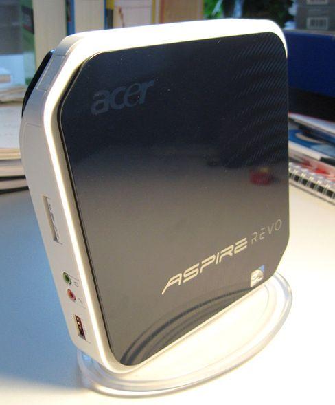 Aufgerückt: Acer profitiert in der Krise