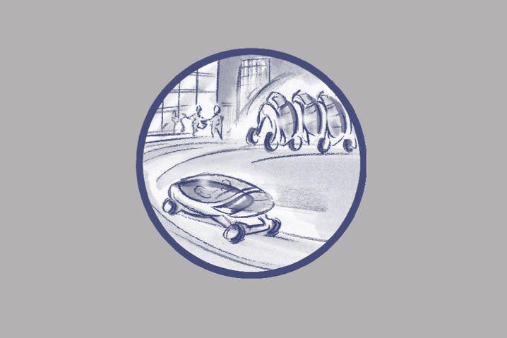 Das Transformer-Auto