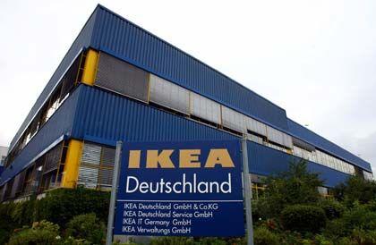 """Lizenznehmer: Die Erlaubnis, den Namen """"Ikea"""" zu nutzen ist bisher ein legaler Trick, Gewinne aus Deutschland steuerfrei ans schwedische Mutterhaus zu leiten"""