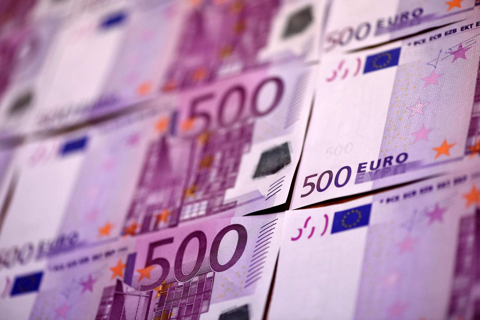 500 Euro / Scheine