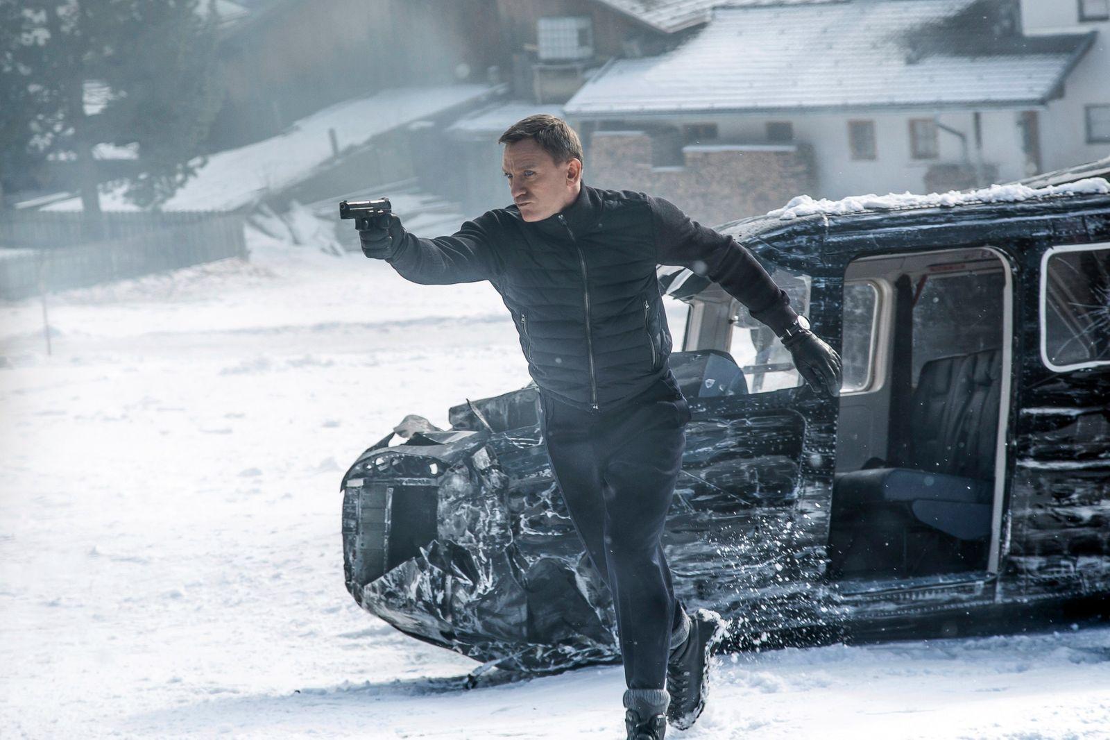 "Daniel Craig - ""Spectre"" - James Bond"