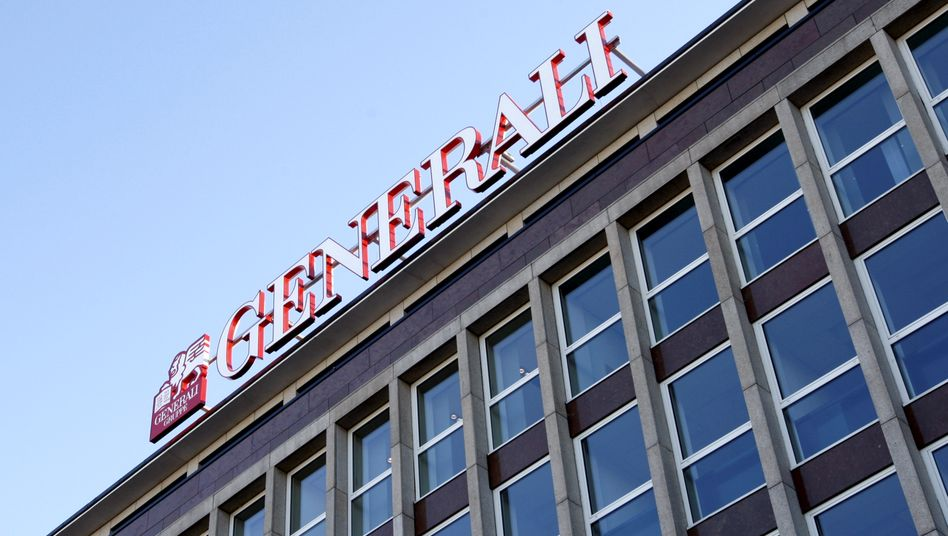 Verwaltung der Generali-Lebensversicherungen in Hamburg: Vor dem Squeeze-out