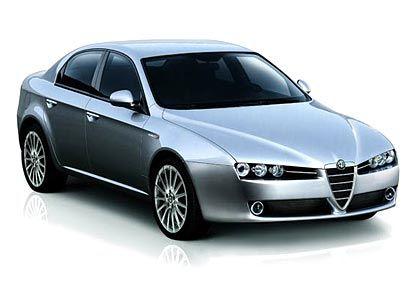 Der Vorgänger half mit, Alfa wieder ansehnlich zu machen: Alfa Romeo 159