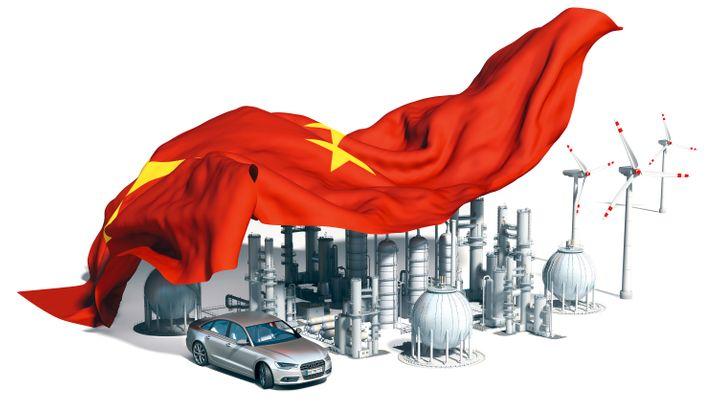 Begehrter Mittelstand: Wo die Chinesen bislang zugegriffen haben