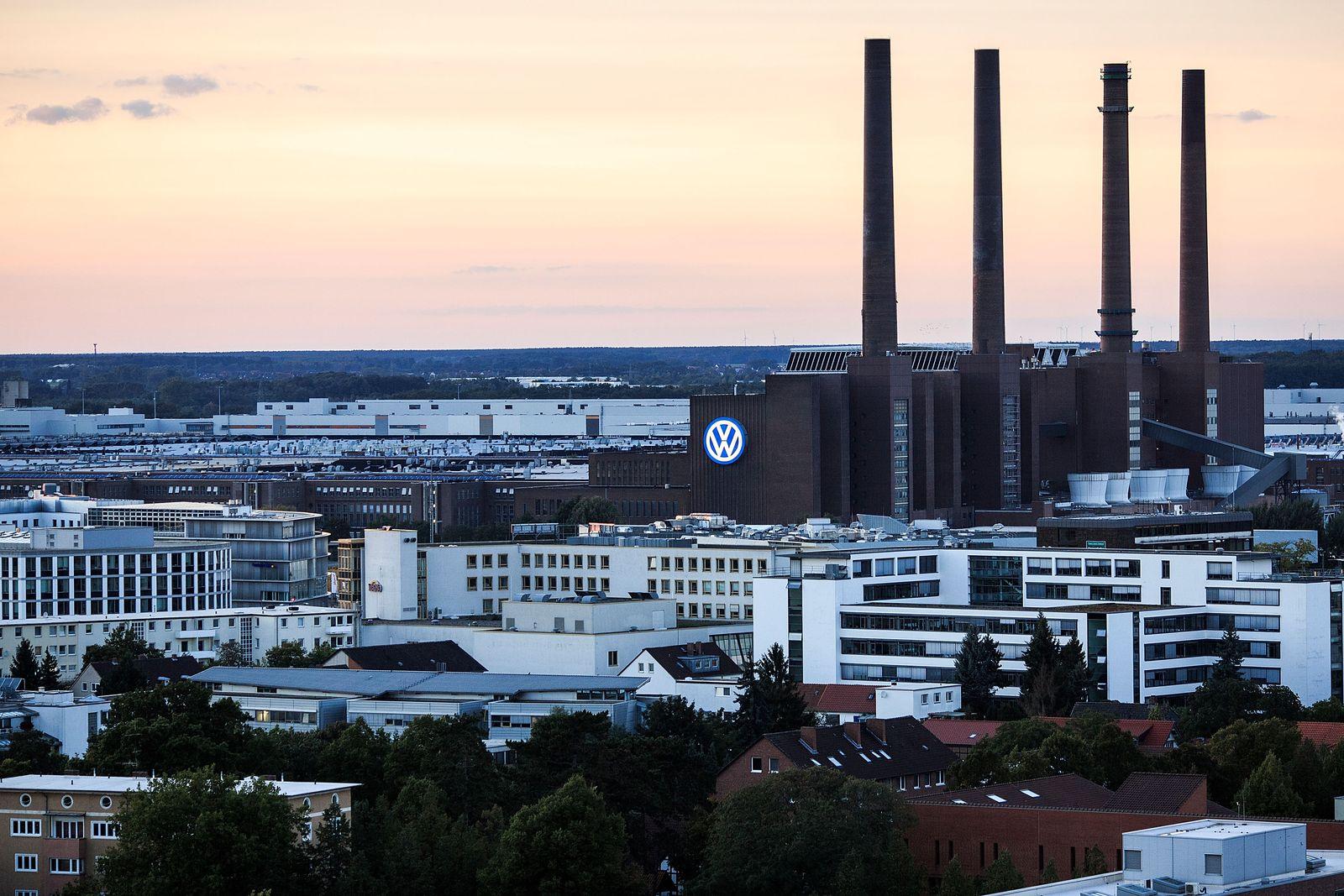Wolfsburg Volkswagen