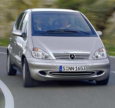 """Stabilitätshilfe ESP: Im Jahr 1995 bringt Bosch des Elektronische Stabilitätsprogramm (ESP) auf den Markt, das nach dem """"Elchtest"""" mit der Mercedes-Benz A-Klasse zum Verkaufshit wird"""