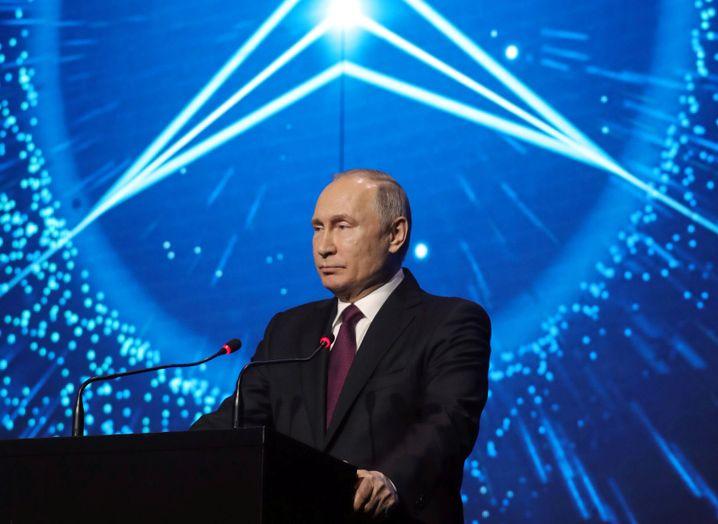 Russisch-orthodoxe Ökonomie: Wladimir Putin.