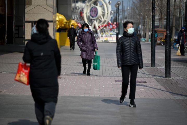 """Der Präsident der Europäischen Handelskammer in China hält die wirtschaftlichen Folgen durch den neuartigen Coronavirus für """"weit krasser als die meisten vermuten"""""""