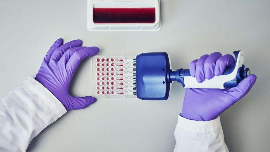 Genmab arbeitet an krebsbekämpfenden Antikörpern