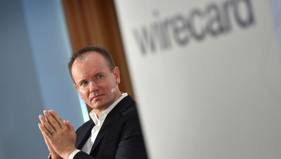 Wirecard-Chef Markus Braun: Der Befreiungsschlag durch KPMG blieb aus
