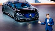 Daimler wettet bei E-Autos auf Hilfe aus China
