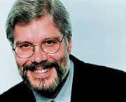 Soll das weltweite Buchverlagsgeschäft managen: Random-House-Chef Peter Olson