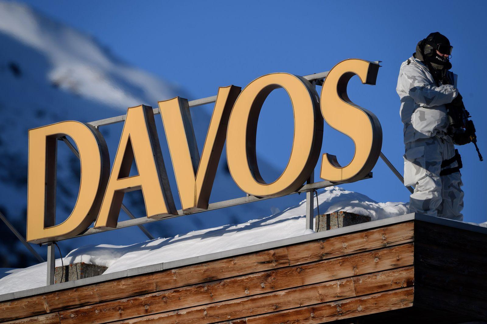 Davos / Polizei
