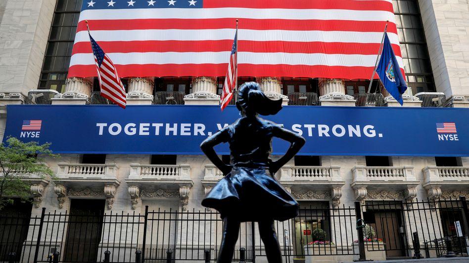 New Yorker Börse: Nach dem Corona-Jahr 2020 geben Impfstoffe und die neue demokratische Führung den US-Unternehmen Hoffnung auf Erholung