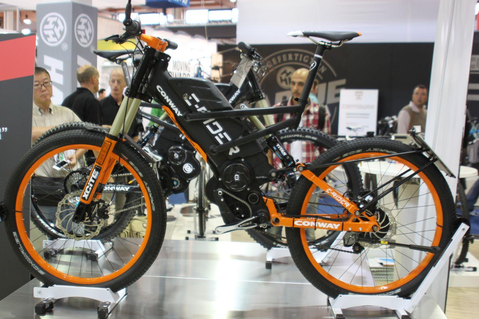 E-Bike / E-Rider / Conway