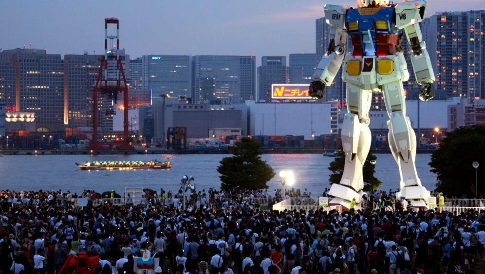 Roboter für Olympia: Wie Japan in den Wettbewerb der Zukunft geht