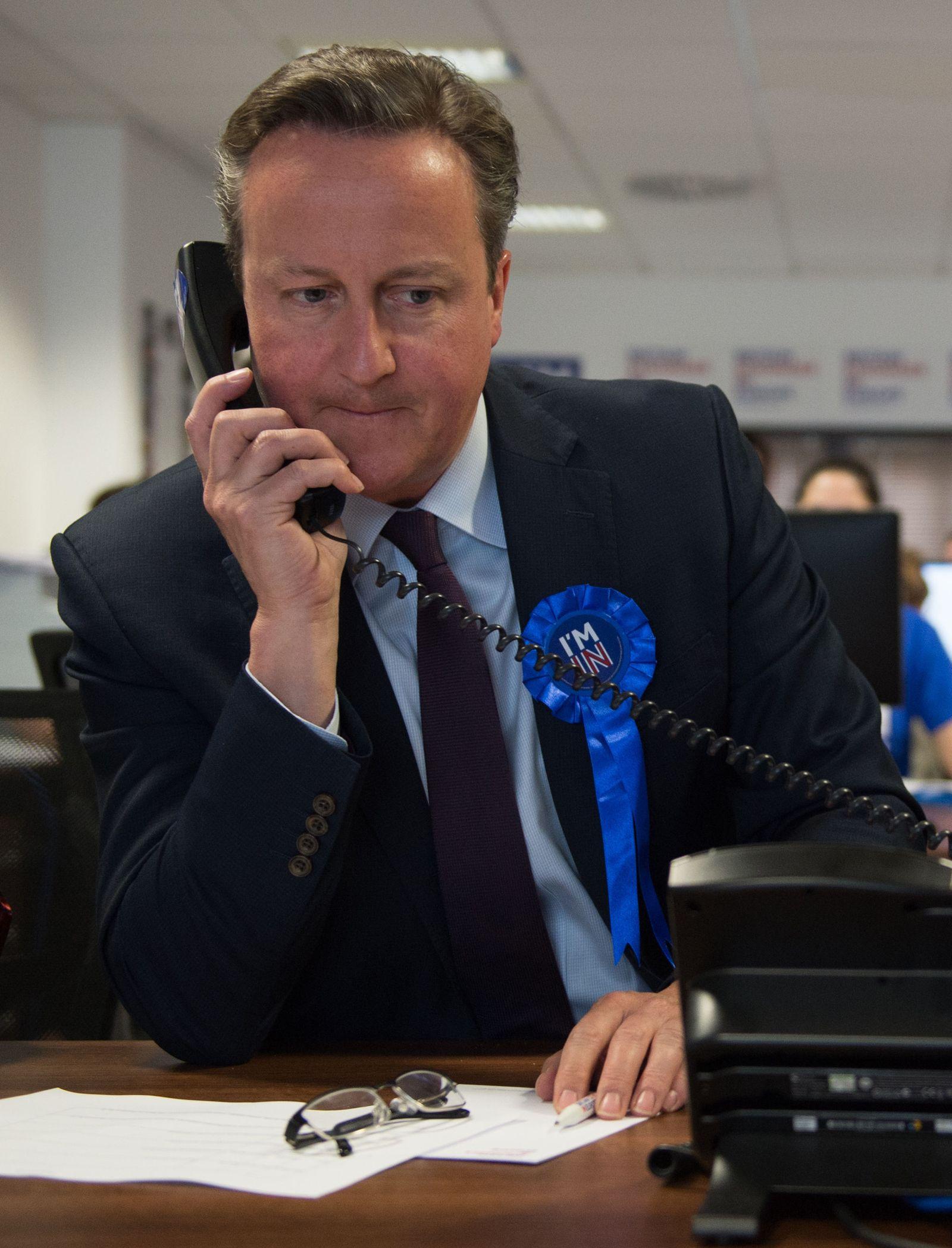 Britain Cameron EU campaign
