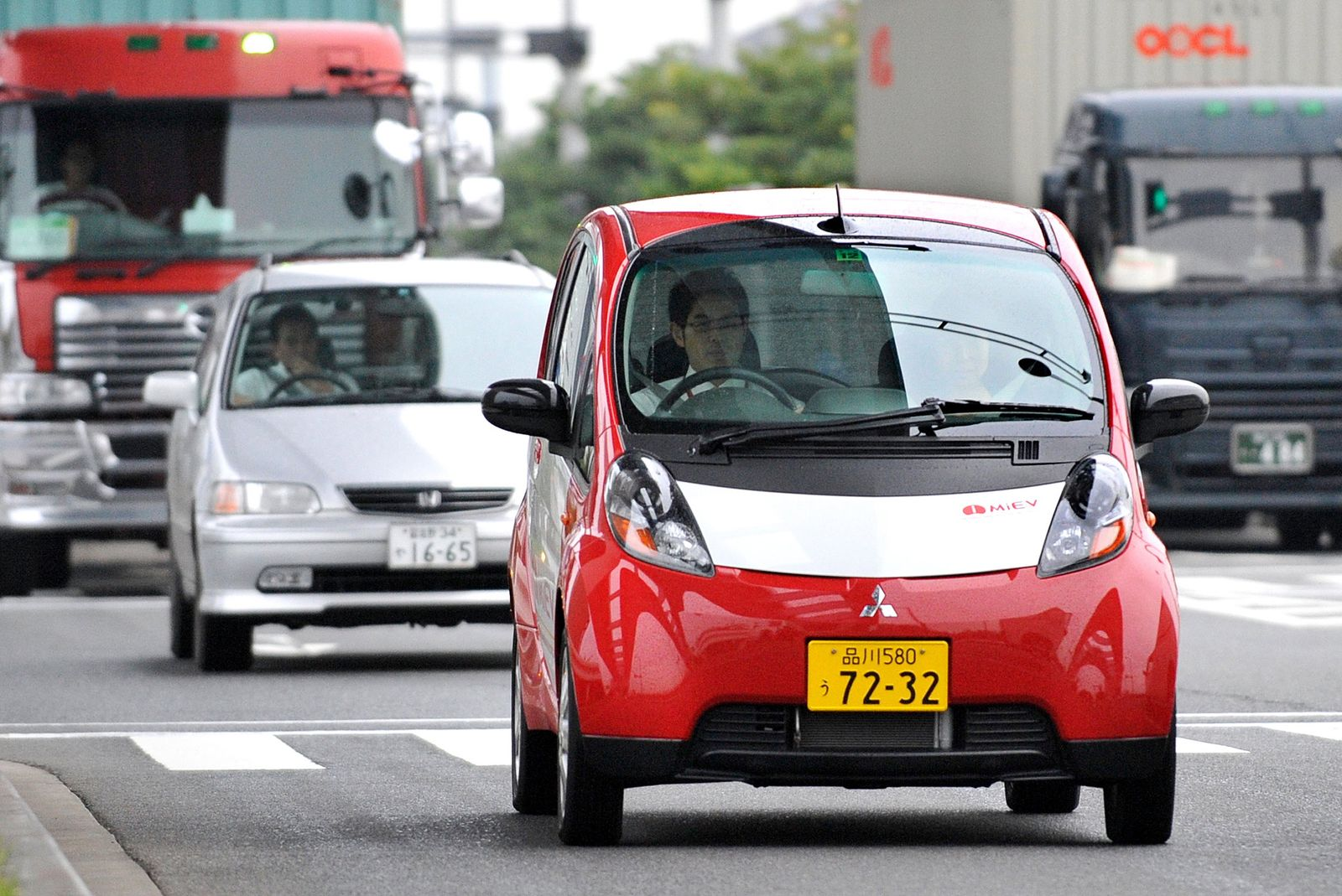 JAPAN-AUTO-ENVIRONMENT-EMISSIONS