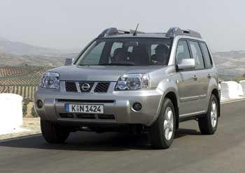 Nissan Modell X-Trail: Freude auch für die Franzosen