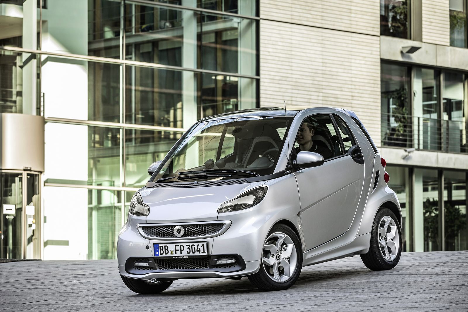smart fortwo citybeam (2013) / Daimler