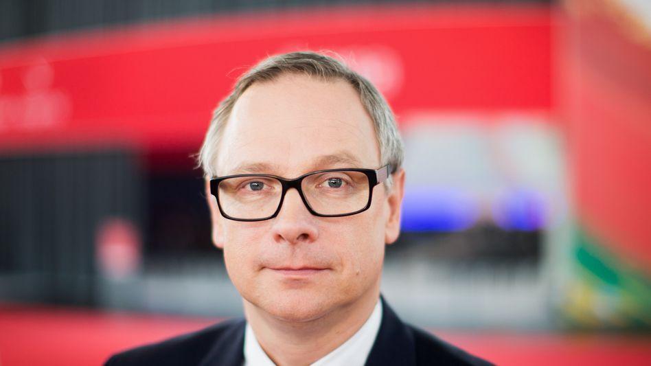 Georg Fahrenschon, ehemaliger Präsident des Deutschen Sparkassen- und Giroverbandes und früherer bayerischer Finanzminister