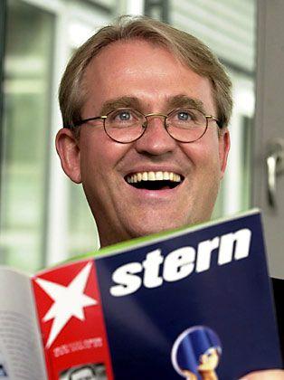 Einsparungen im dreistelligen Millionen-Bereich: G+J-Chef Bernd Kundrun