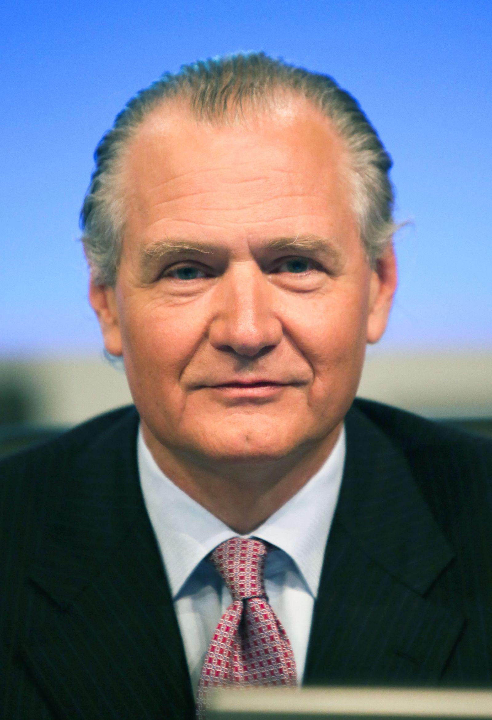 Stefan Oschmann / Merck
