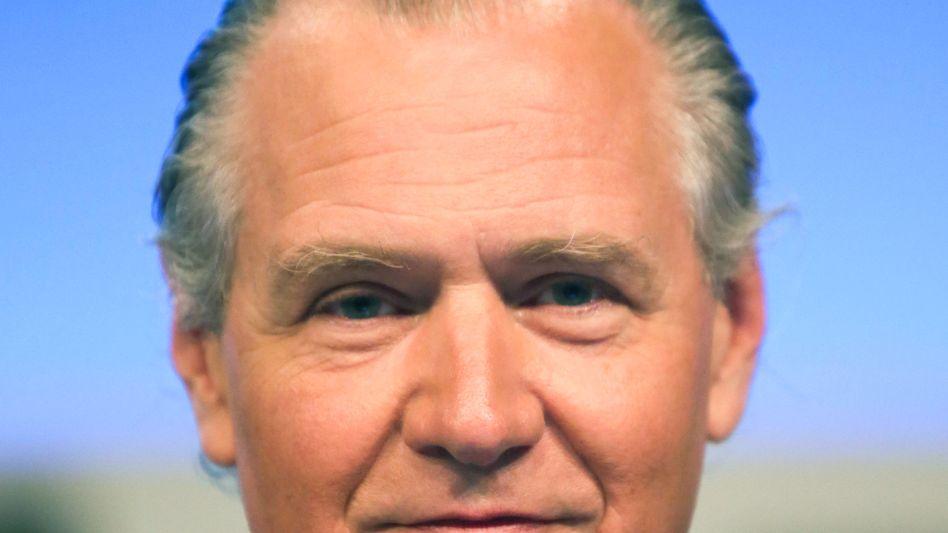 Stefan Oschmann: Seit Anfang des Monats am Steuer von Merck