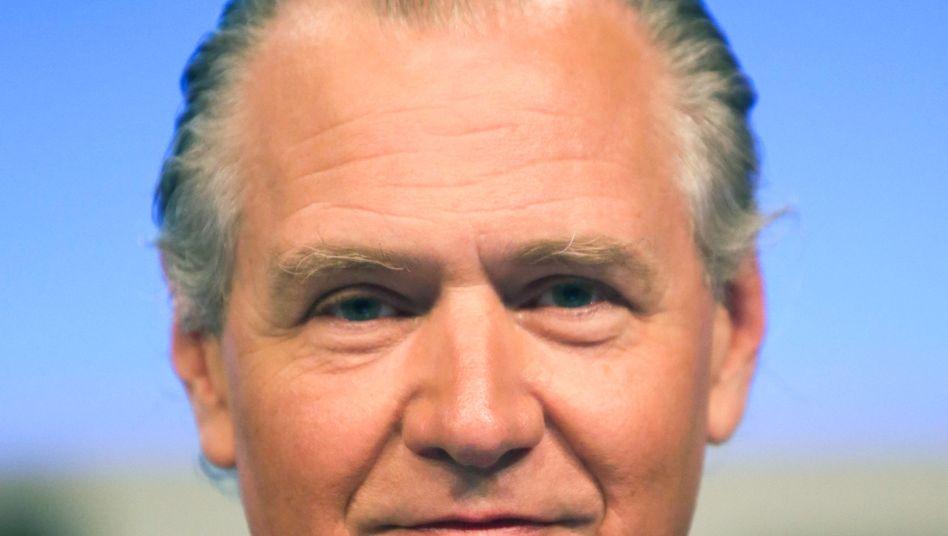 Vor Karrieresprung: Stefan Oschmann