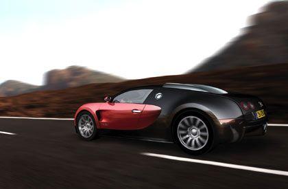 Die Gesamtproduktion liegt bei 300 Stück: Bugatti Veyron 16.4