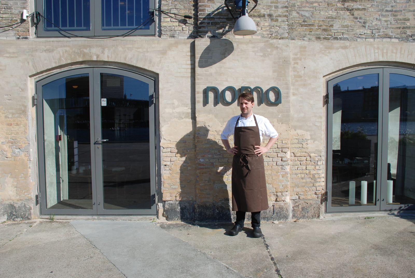 """""""Noma"""" in Kopenhagen als Top-Restaurant ausgezeichnet"""