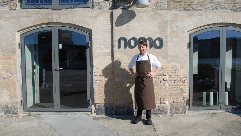 """Hat seine Spitzenposition verteidigt: René Redzepis """"Noma"""" in Kopenhagen ist erneut zum besten Restaurant der Welt gekürt worden"""
