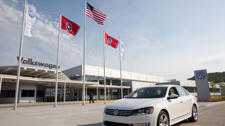 VW-Fehler bei Rekordwachstum: Die sechs Sünden von VW-Chef Winterkorn
