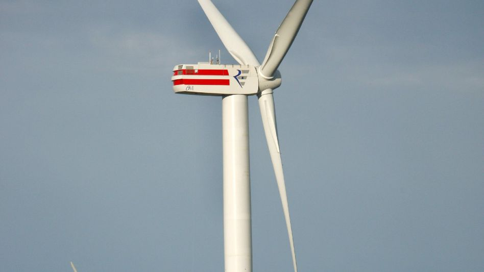 Windkraftanlage von Repower: Immer mehr Projekte verzögern sich