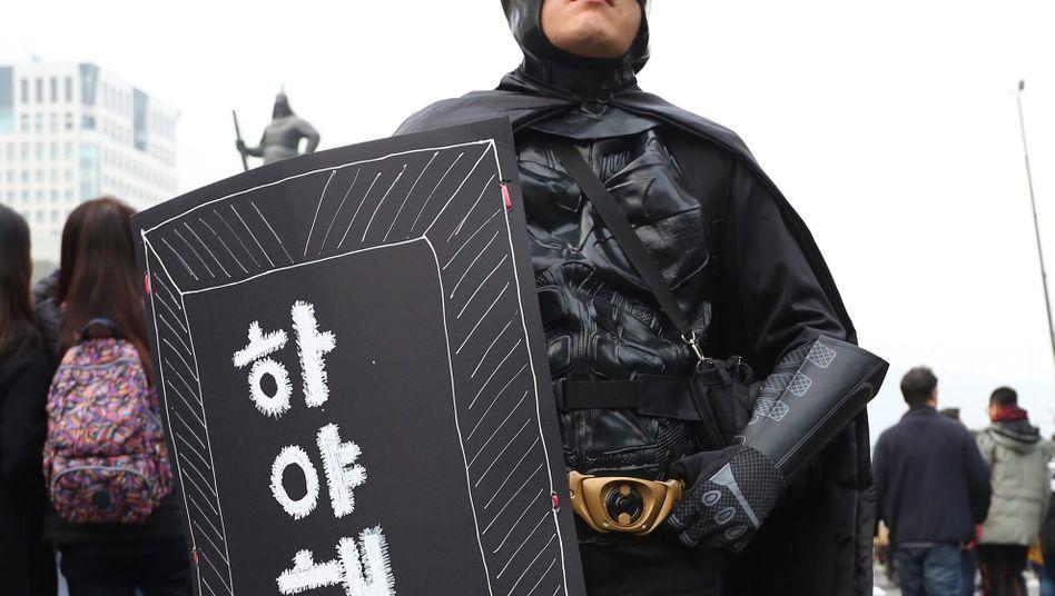 """Batmans Kampf gegen das Böse: Beim Hedgefonds und Short-Seller """"Gotham City"""" ist der Name Programm"""