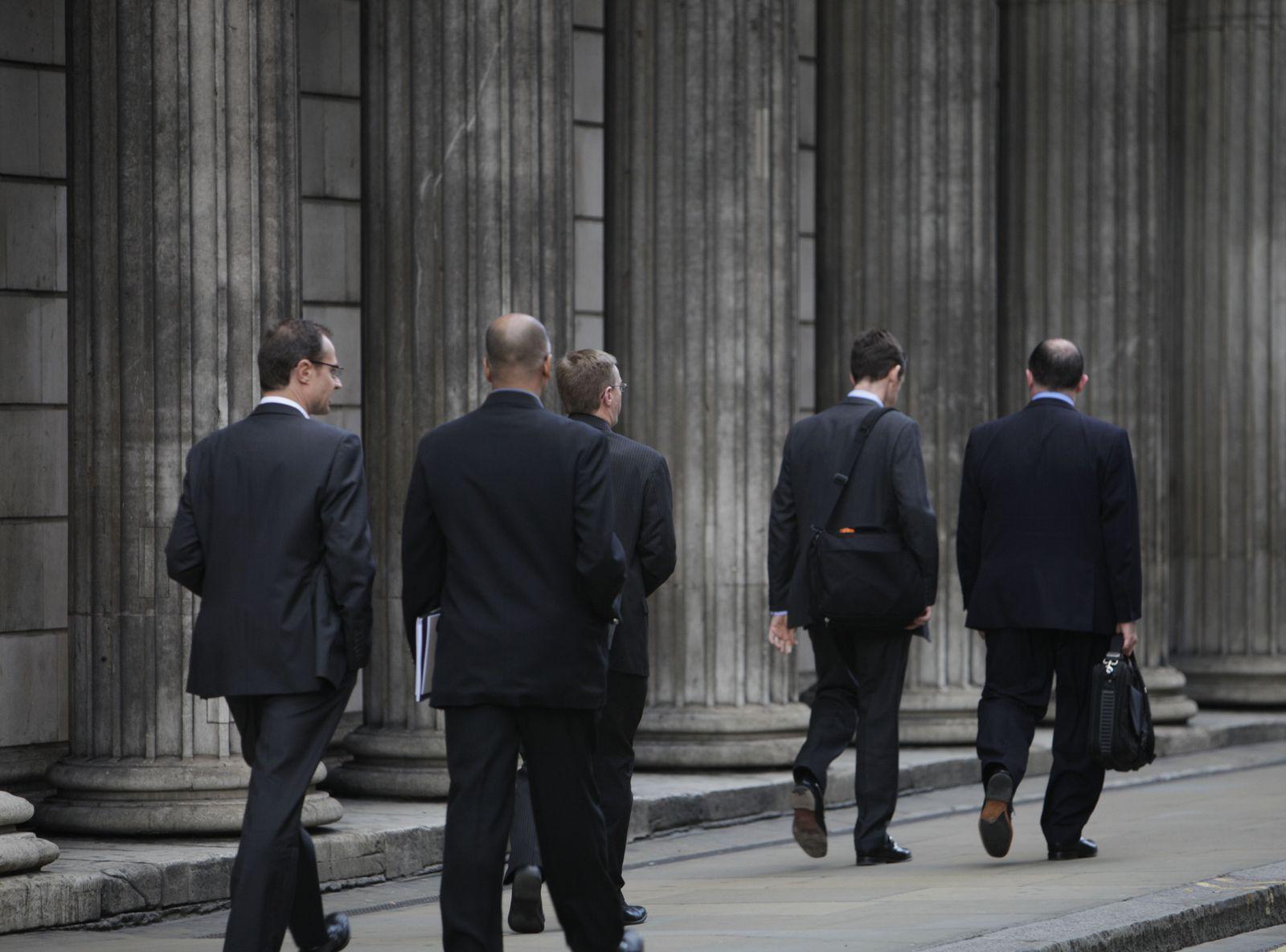 Bank of England / London