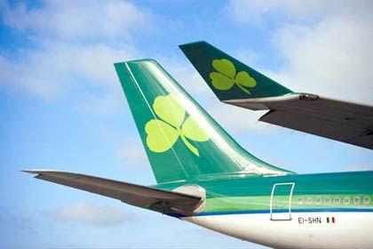 Im Zeichen des Kleeblatts: Aer Lingus fliegt durch Turbulenzen
