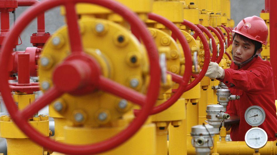 Fällt China als Top-Nachfrager aus, geraten auch die Preise für Rohstoffe kräftig ins Rutschen