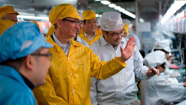 Konkurrenz in China: Apples neue Gegner