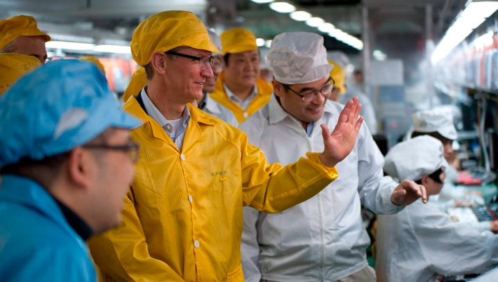 Konkurrenz in China: Apples neue Gegner