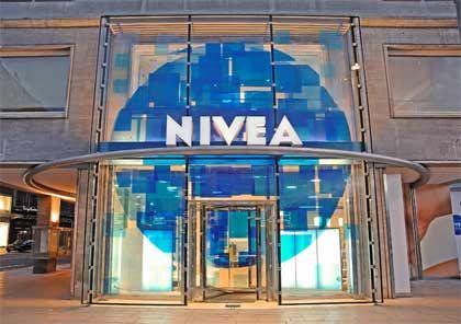 Nivea-Welt: Beiersdorfs Beauty-Tempel in Hamburg