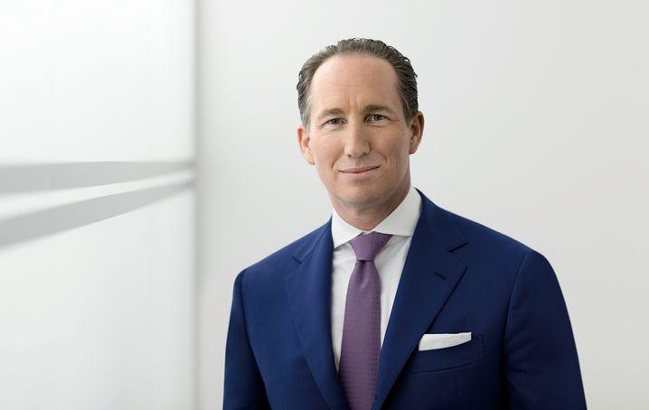 Nicht mehr erwünscht: Björn Robens, Vorstandssprecher der BHF Bank