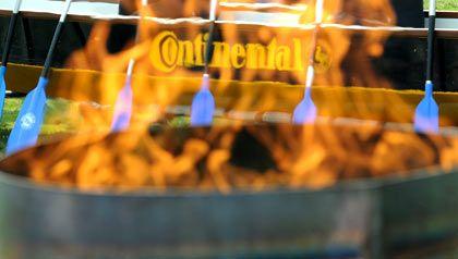 Conti: Kämpft in einem harten Markt