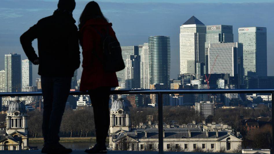 Londoner Bankenviertel: Abschied des Geldes